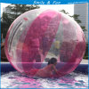 Esfera grande da água da boa qualidade e da forma TPU do verão