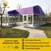 10X15m подгонянные шатры дела конструкции с пурпуровой холстиной