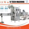 Tapar la línea de etiquetado/Automática máquina de llenado de polvo de botella