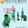 De droge Machine van het Recycling van de Draad van het Koper van het Schroot van de Scheiding van het Type