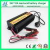 Carregador de bateria da alta qualidade 24V 10A (QW-681024)
