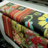 Sticky cheio Sublimation Paper para Elastic Fabric 100g