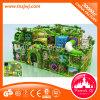 Giocattolo impertinente della plastica del castello del campo da giuoco dell'interno dei bambini