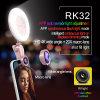 Rk32 het Licht van de Flits van de LEIDENE Ring van Selfie voor Veelvoudige Fotografie