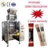 多車線の砂糖のコーヒー粉の微粒の棒のパッキング機械、多線砂糖のコーヒー棒の包装機械