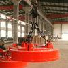 Rondschrijven dat Elektrische Magneet voor Schroot MW5 opheft