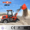 CER Er16 Small Loader mit Snow Bucket/Plain Bucket für Sale