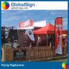 熱い販売の帆フラグの翼の旗