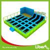 Démanteler&Movable libre Jump Trampoline intérieure pour la promotion