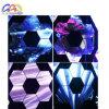 ¡Caliente! ! ! Vídeo Cubierta De Pantalla Hexágono diseño a todo color / del panel LED RGB P6