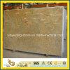 CountertopのためのカシミールGold Granite Slabまたは切にSize