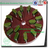 Granite Stone Grinding와 닦는 Stone Surface Processing Disc를 위한 수지 Grinding Wheel