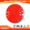 Magnesio caliente Turbo Diamond Saw Blade de Pressed para Tiles