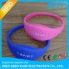 Wristband relativo à promoção do silicone NFC de RFID para a sauna