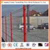 機密保護の金属の庭の塀を囲う防御フェンスのパネルを囲う装飾的な金属