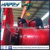 Industrieller Hochdruckschlamm-ausbaggernder Gummischlauch