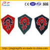 Douane 2D of 3D Garment Embroidered Patches 2