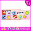 2015 Dominoes moderno Wooden Toy per Kids, Dominoes Trustworthy Manufacturer, Hot Selling Custom Traveler Children Dominos W15A014