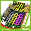 Praça profissional Piscina Jumping Trampolim Park Fabricante