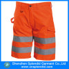 Multi Pocket를 가진 높은 Visibility Reflective Safety Men Cargo Pants