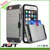Caja híbrida del teléfono celular del iPhone de los accesorios TPU+PC del teléfono móvil (RJT-0236)
