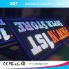 Водонепроницаемая IP65 P10 Цветной наружной рекламы передний рабочий дисплей со светодиодной подсветкой на автостоянке