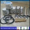 Piezas de repuesto del motor (pistón de pistón de admisión y válvula de escape guía de la válvula (OEM 094856, 094957)