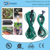 Fábrica Direct Sales Silicone Soil Heating Cable Used en Gardening