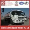 20 Ton Dongfeng caminhão tanque de fornecimento de óleo 6*2 eixo triplo do caminhão-tanque de combustível