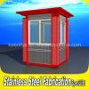 Cabine de garde de sécurité préfabriquée au plein air