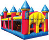 Bouncer inflable del PVC para el jardín de la infancia