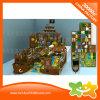 Drôle de Bateau Pirate Jeux du parc d'attractions intérieur centre de jeux pour enfants