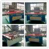 Impresora semiautomática de la pantalla de seda de la alta precisión