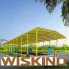 Estructura de acero barato alquiler de la construcción de Cobertizo con SGS ISO
