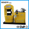 Circuit hydraulique de 100 tonnes Steel Wire Rope Machine olivage