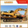 Escavatore utilizzato del gatto 320d dell'escavatore del cingolo del cingolo 320d del trattore a cingoli