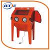 Электрический коммерческих Sandblaster для продажи, влажный песок Blaster при наличии системы освещения