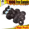 10А Реми бразильского серого цвета волос человека парики