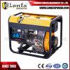 tipo aperto del generatore portatile del motore diesel 3kw