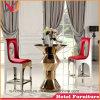 스테인리스 프레임을%s 가진 현대 결혼식 또는 연회 또는 대중음식점 또는 호텔 또는 사건 또는 홀 의자