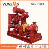 Fire-Fighting Bomba de agua con motor Diesel