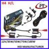 Cars를 위한 55W HID Kits 12V Xenon HID H4