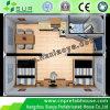 Casa viva pré-fabricada CE/ISO do recipiente