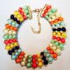 Fashion Beads Jewelry Neckalce (XJW1536)