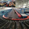 Grandes quantidades da fornalha de vidro da fabricação da bandeja