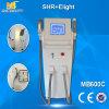縦の多機能EライトおよびIPLおよびShrおよびRF (MB0600C)