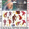 Corpo temporário promocional tatuagem autocolante (CG075)