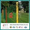 PVC를 구부리는 삼각형은 직류 전기를 통한 금속에 의하여 용접된 정원 담을 입혔다