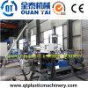 Usados HDPE Flakes Plastic Recycling Machine / Línea de Producción para Pelletizing