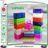 世帯の記憶のためのFoldableプラスチック木枠